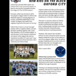 Oxford City Lacrosse SEMLA article